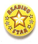 Reading Star School Badge